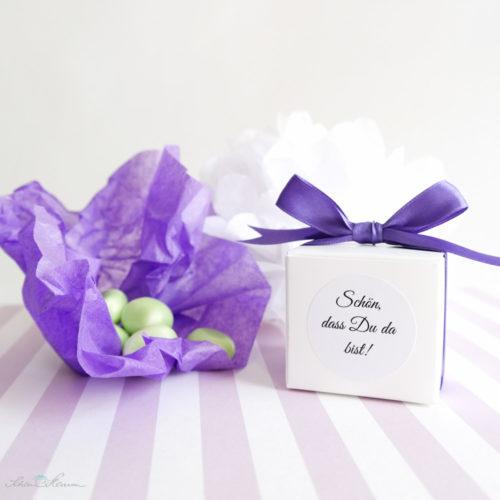 Seidenpapier-Verpackung