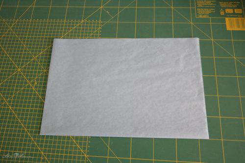 Seidenpapier Quastengirlande SchoenHerum