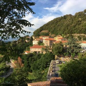 Gavorrano. Provinz Grosseto in der südlichen Toskana. Unterwegs mit Schönherum.