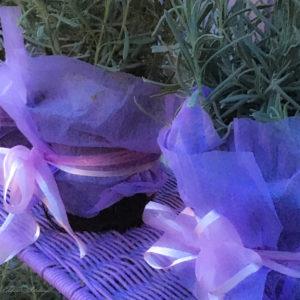 Lavendelfest in Mantua, Italien. Alles Lila. Unterwegs mit SchönHerum.