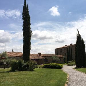 Il Convento de Monte Pozzali in Italien. Unterwegs mit SchönHerum.
