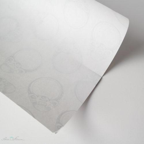 Geschenkpapier zur Hochzeit mit Perlenring - SchönHerum