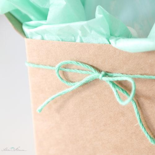 Geschenkverpackung Inspiration