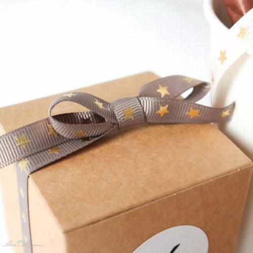 Geschenkverpackung für Zimtsterne
