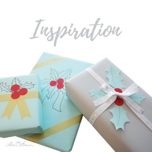geschenkverpackung-mintgruen-grau-inspiration-ilex-selber-gestaltet-gold-rot-maskingtape