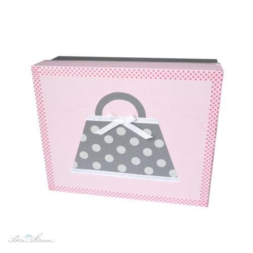 Schicke Schachtel, Aufbewahrungsbox, Geschenkschachtel