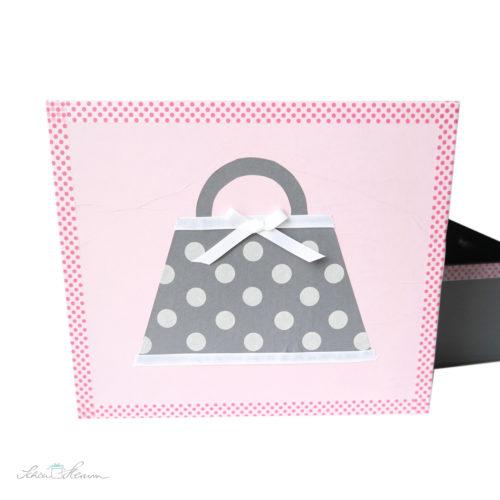 Aufbewahrungsbox für Handtaschen