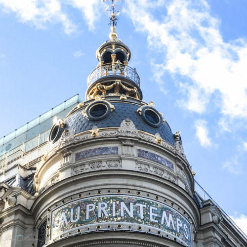 Kaufhaus Printemps Paris