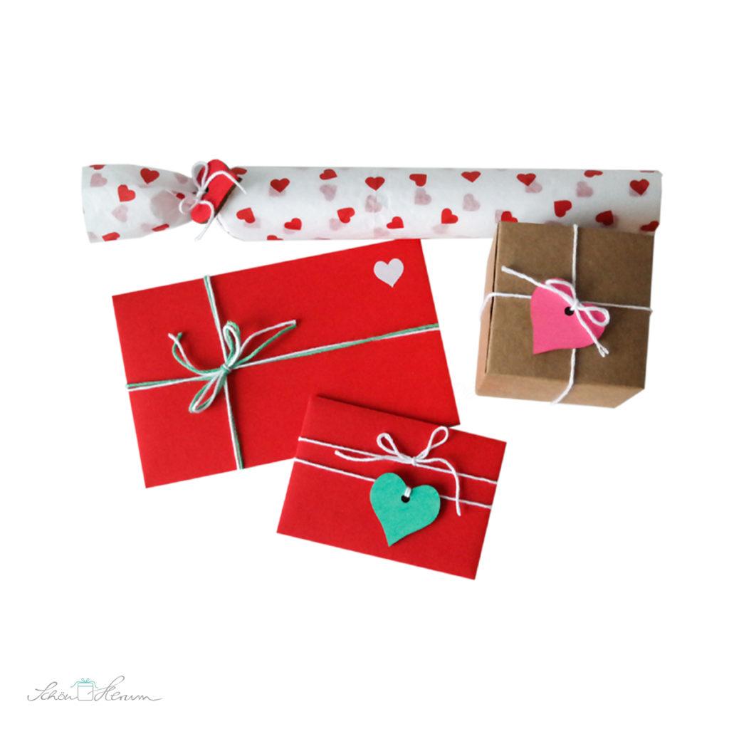 originelle Valentinstagsgeschenke von ganzem Herzen