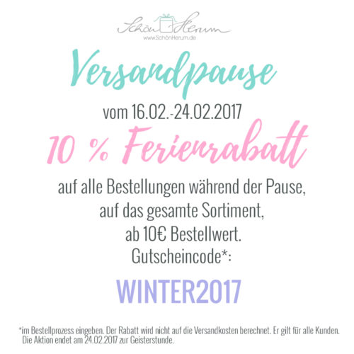 Versandpause-Winter2017