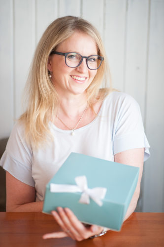 Ich liebe Geschenkverpackungen! Stefanie Guckau im Interview