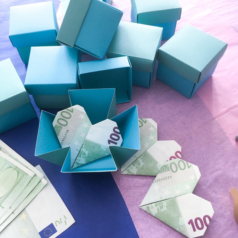Geschenkverpackung Zur Jugendweihe Geldgeschenk Aus Liebe Zum Geschenk Schonherum