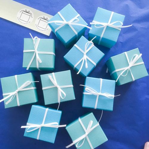 Geschenkschachteln Geldgeschenk