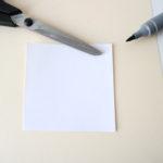 Anleitung Papiervase basteln
