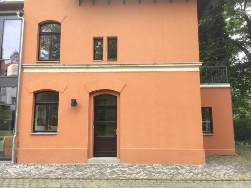 Schönherum Rudolphstrasse 5 Leipzig Laden und Büro am Park