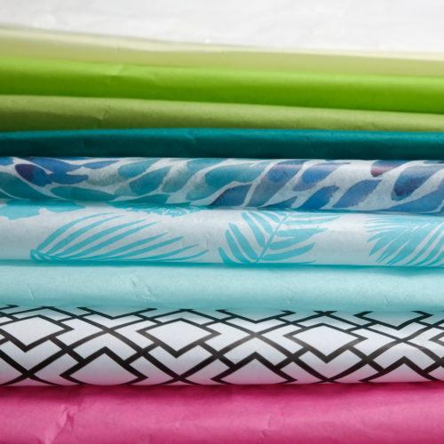 Seidenpapier von SchönHerum, neue Farbe und Muster