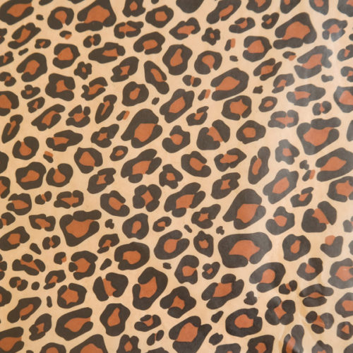 Seidenpapier Leopardenprint