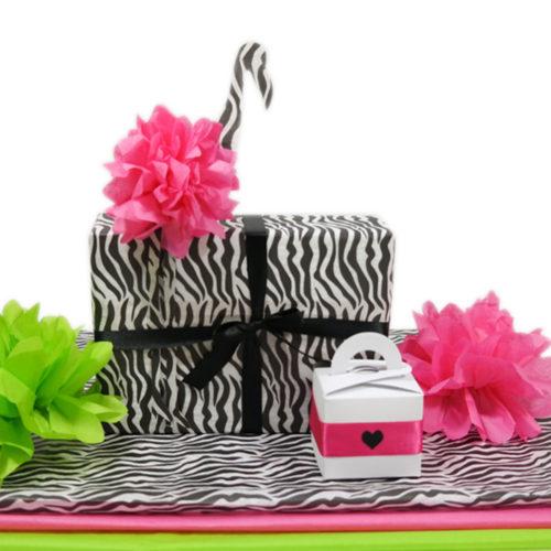 Geschenkverpackungen, Inspiration mit Flamebra