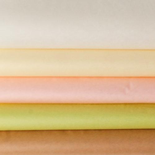 Seidenpapier-Set NATUR