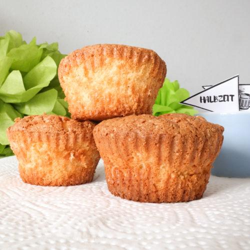 Joghurt-Muffins ohne Dekoration